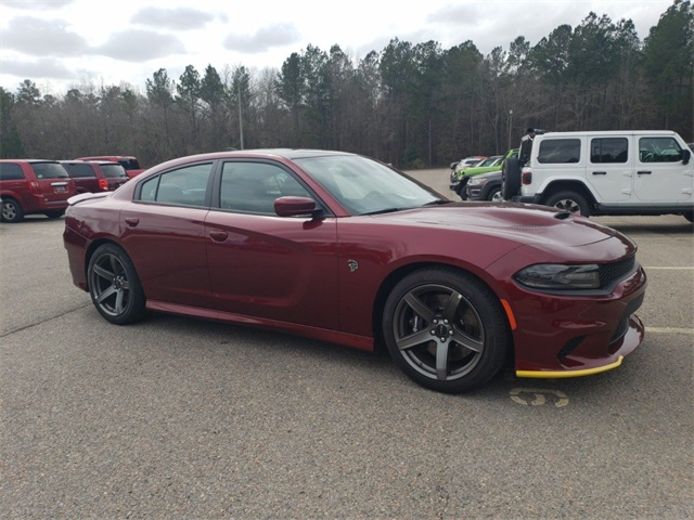 Dodge Charger Srt >> New 2018 Dodge Charger Srt Hellcat Rwd 4d Sedan