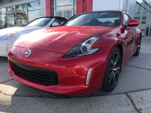 Superb New 2018 Nissan 370Z Coupe Sport Tech Auto