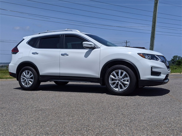 Certified Pre-Owned 2020 Nissan Rogue S