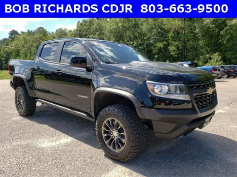 Certified Pre-Owned 2017 Chevrolet Colorado ZR2