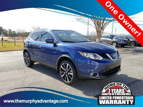 Certified Pre-Owned 2019 Nissan Rogue Sport SL
